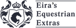 Eira's Equestrian Extras | Kingsclere, Hampshire. All equestrian supplies, premium brands and bespoke embroidery Logo